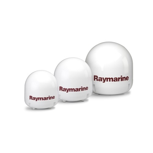Raymarine 33STV - 33cm Satellite TV System for Europe (replaces E42171)